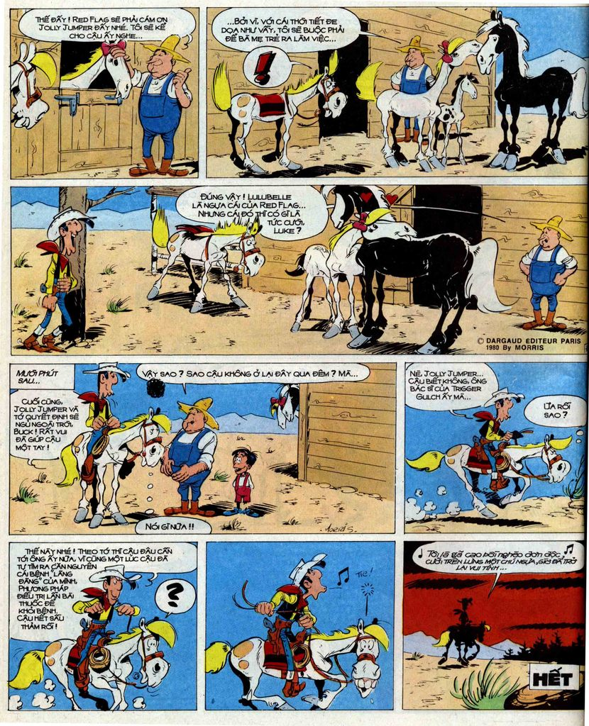 Lucky Luke tập 51 trang 34