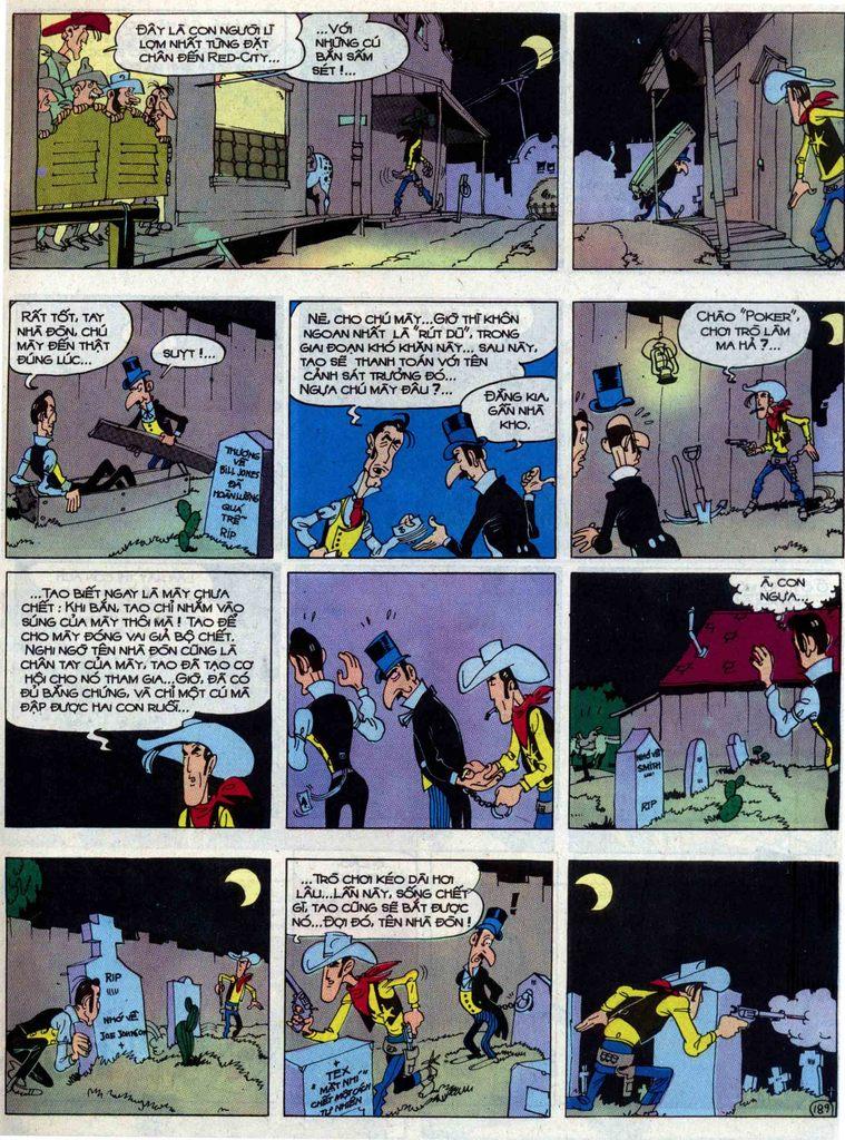 Lucky Luke tập 48 trang 19
