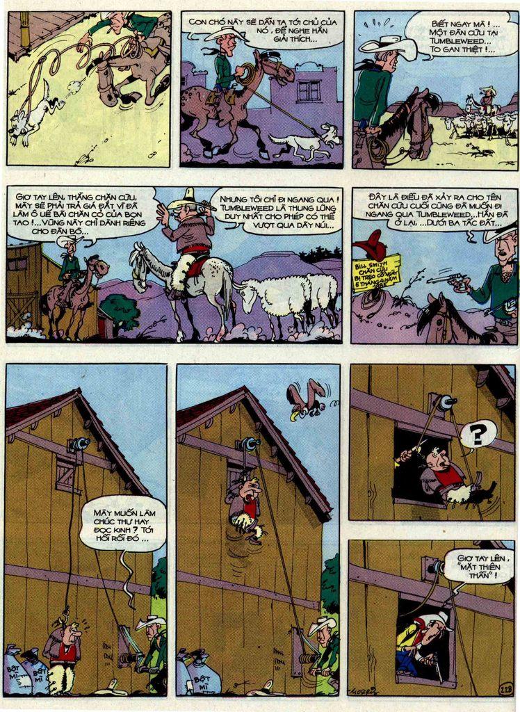 Lucky Luke tập 48 trang 24