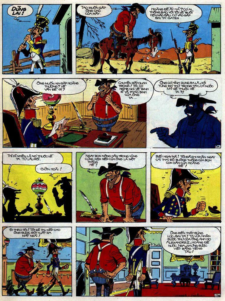 Lucky Luke tập 47 trang 13