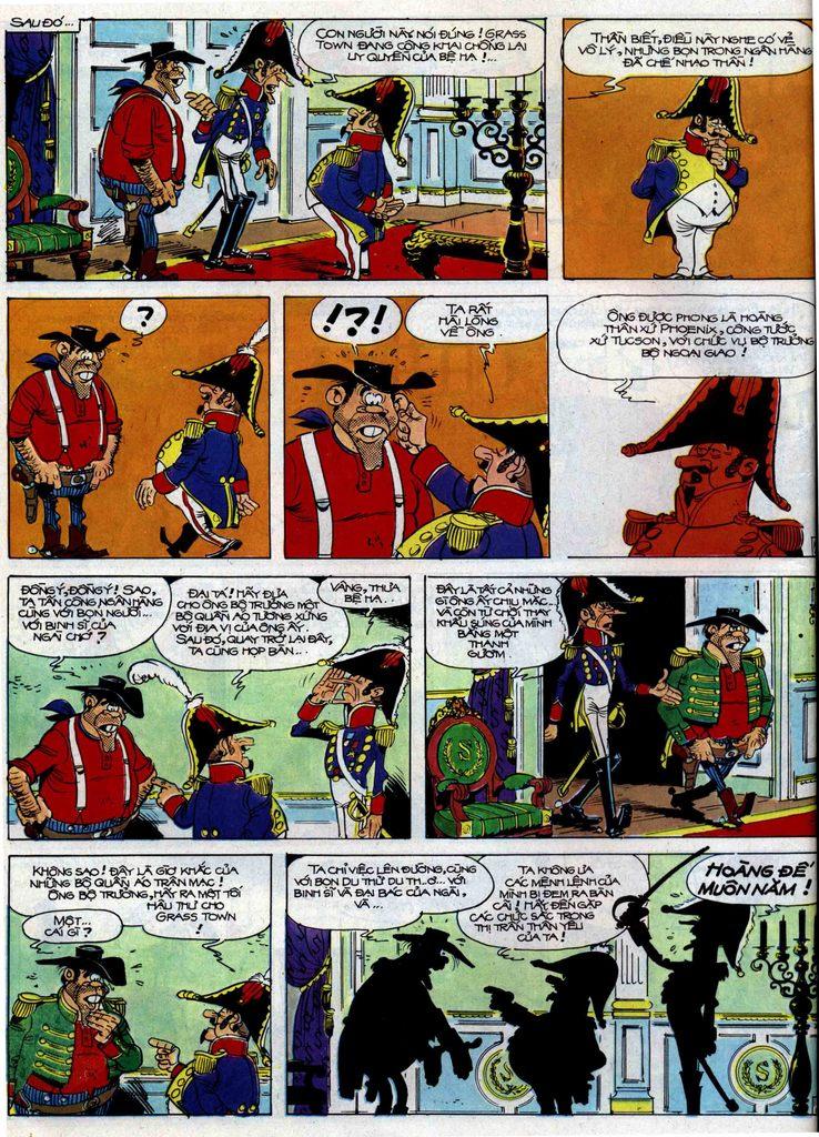 Lucky Luke tập 47 trang 16