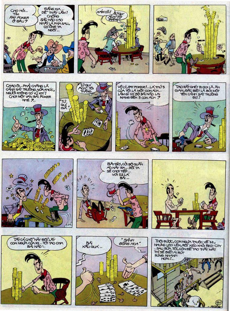 Lucky Luke tập 48 trang 10