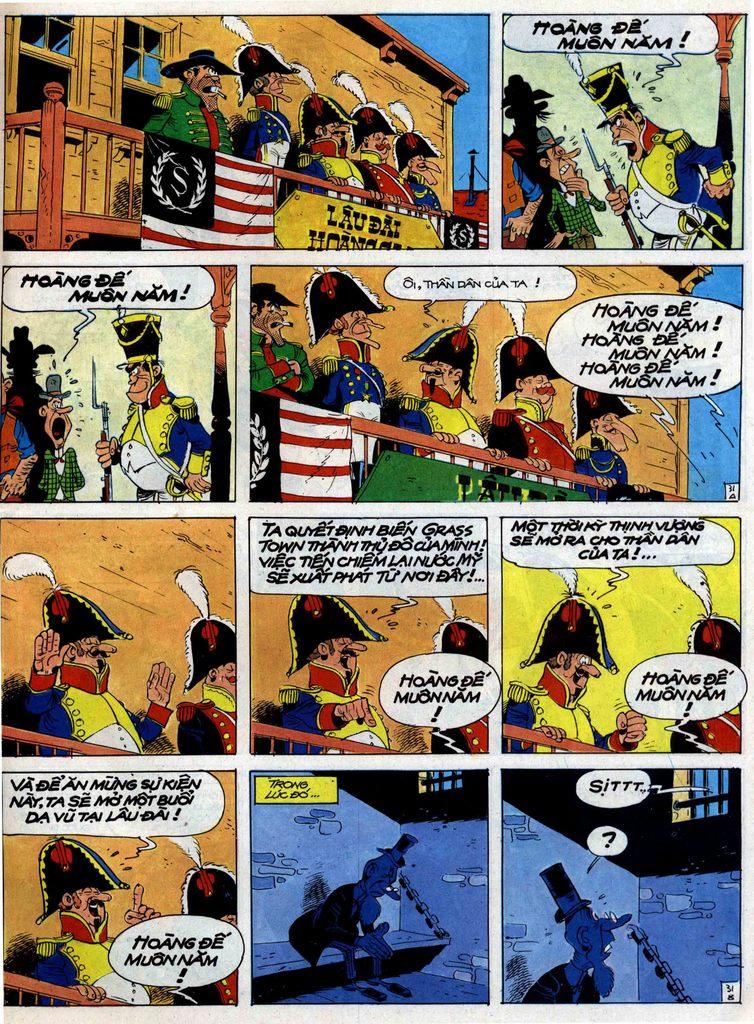 Lucky Luke tập 47 trang 31