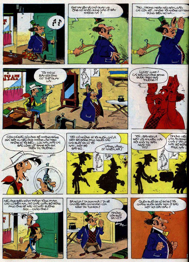 Lucky Luke tập 47 trang 34