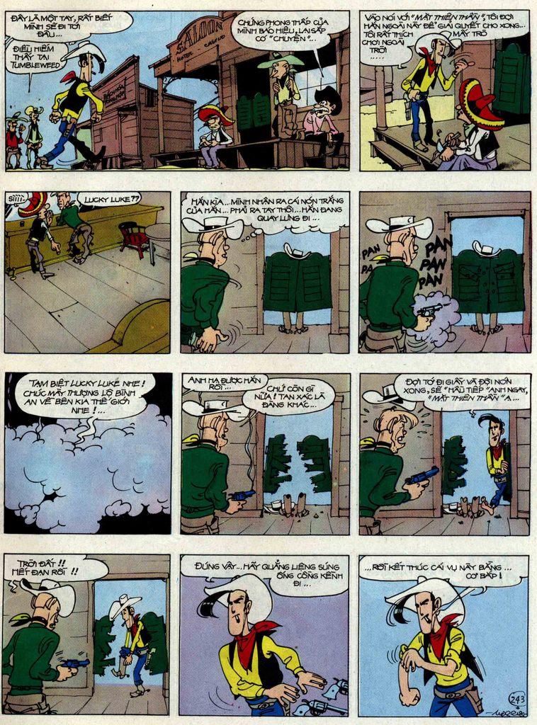 Lucky Luke tập 48 trang 39