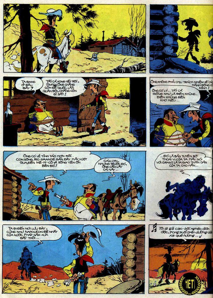 Lucky Luke tập 47 trang 44