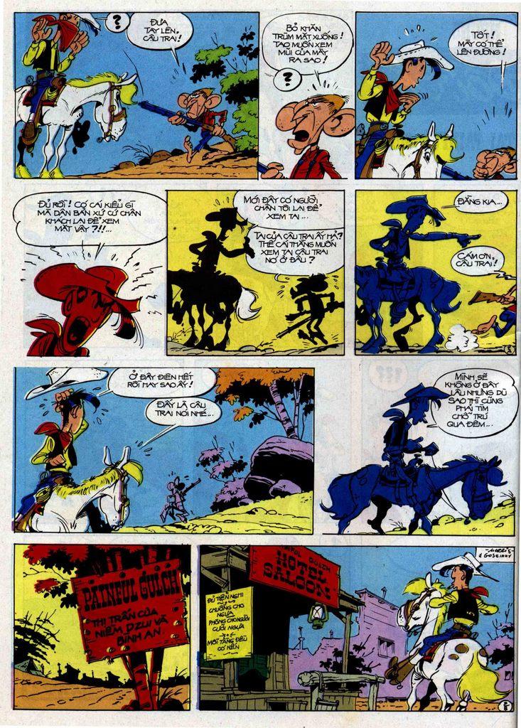 Lucky Luke tập 46 trang 2