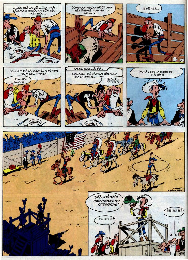 Lucky Luke tập 46 trang 24