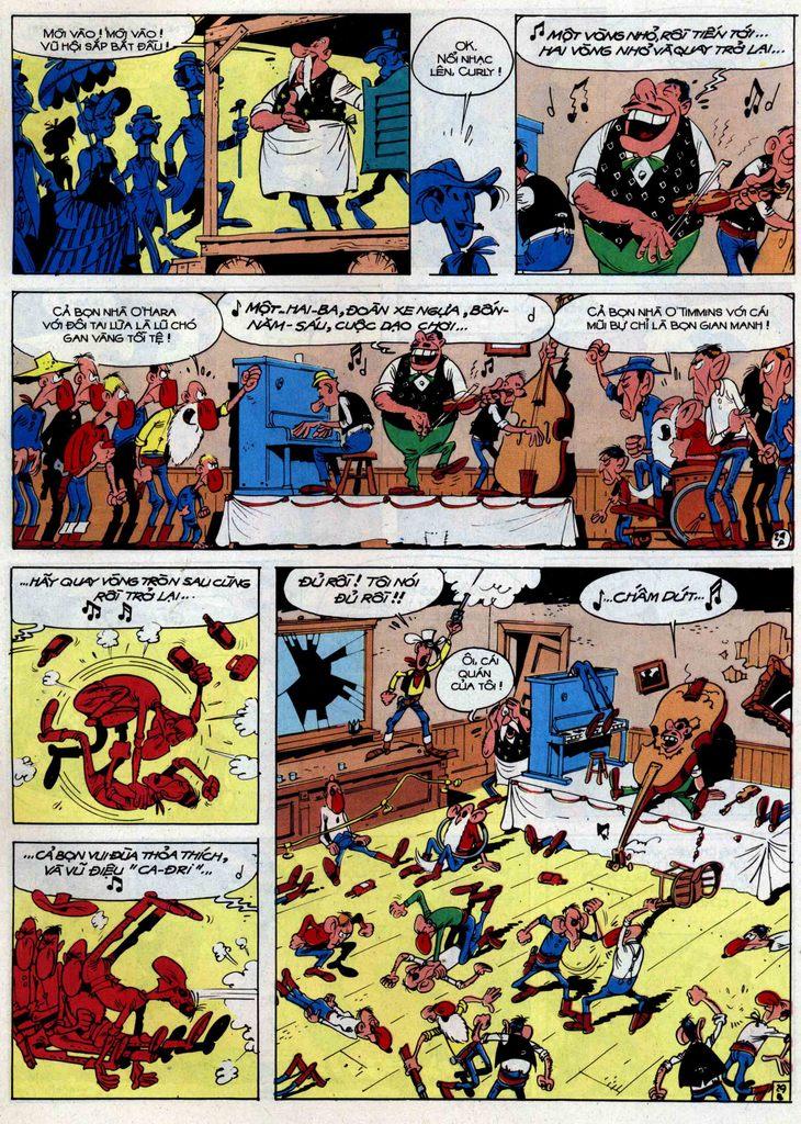 Lucky Luke tập 46 trang 29