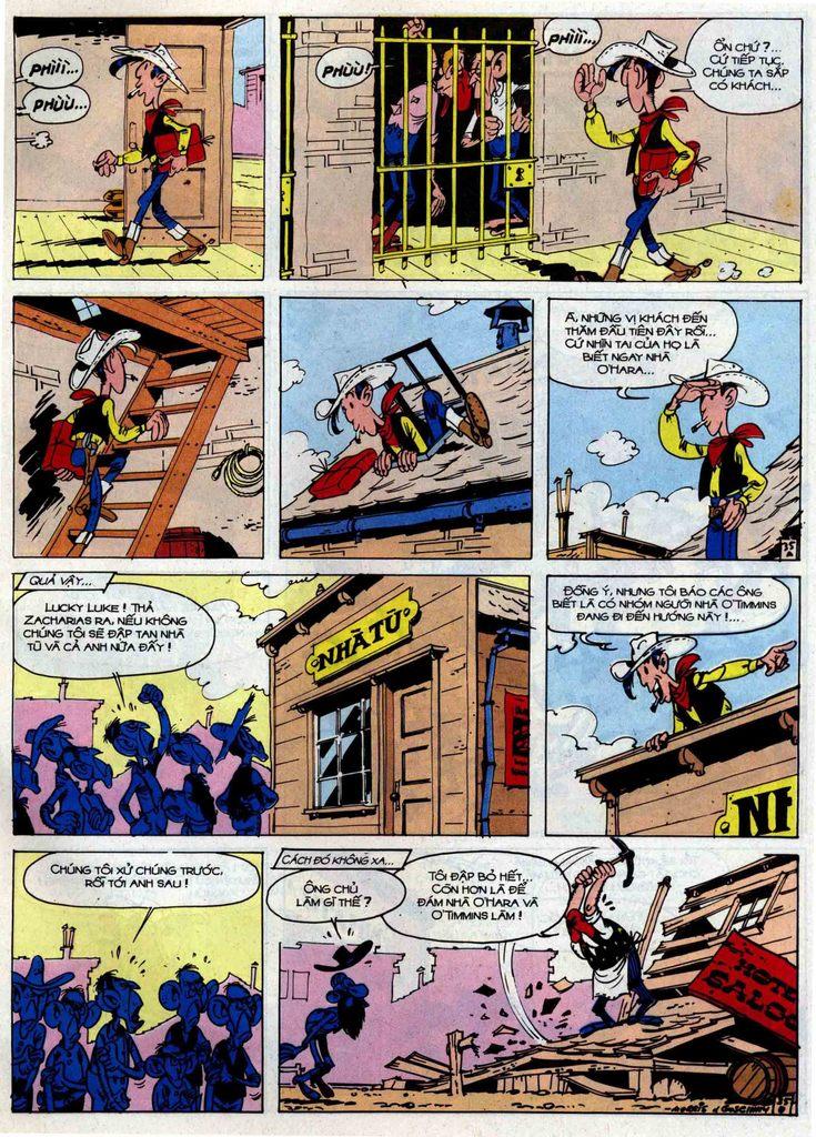 Lucky Luke tập 46 trang 35