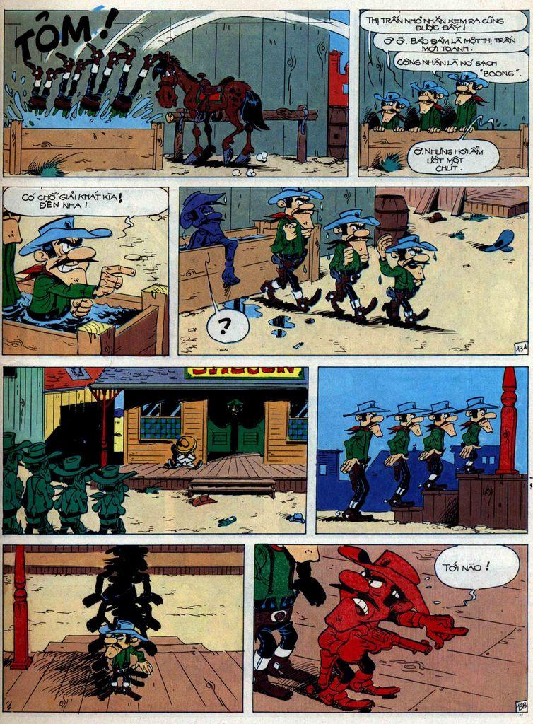 Lucky Luke tập 44 trang 13