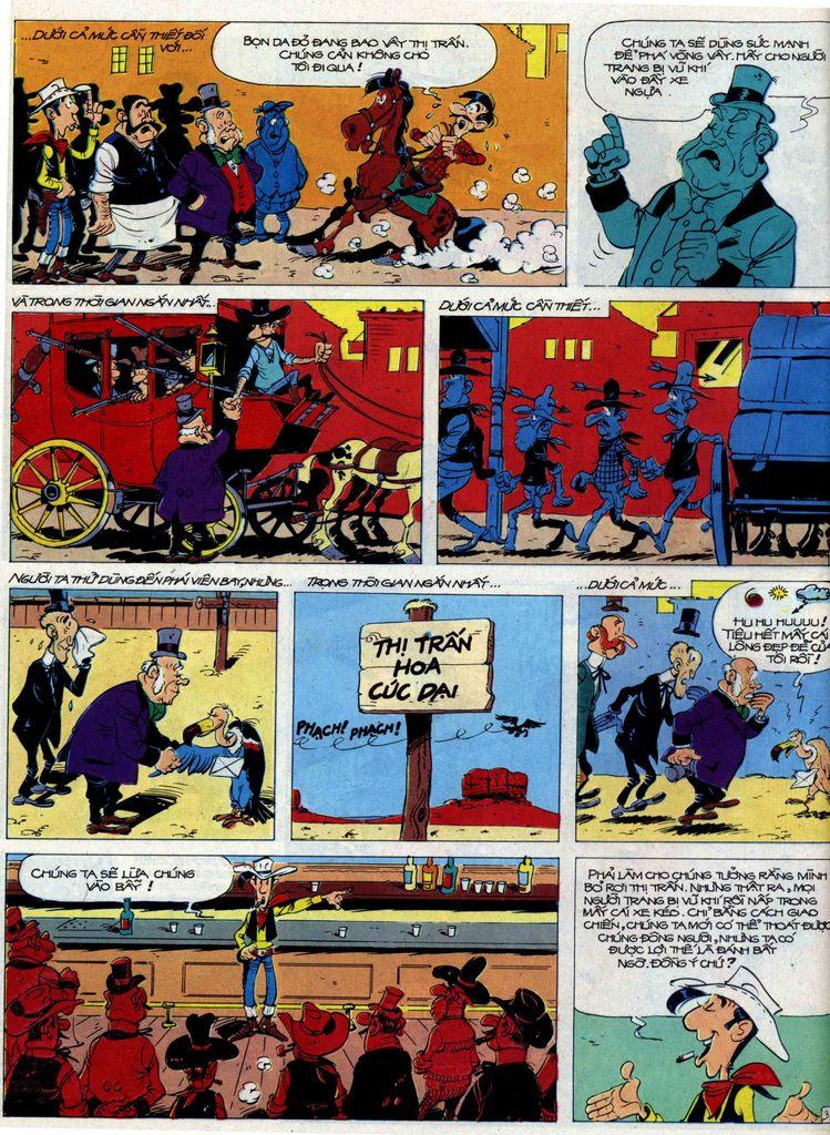 Lucky Luke tập 44 trang 32