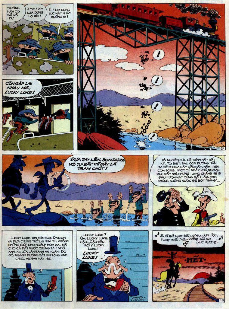 Lucky Luke tập 42 trang 13