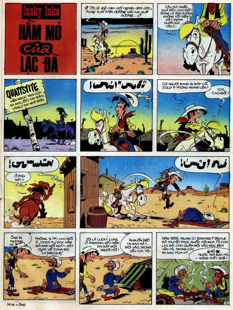 Lucky Luke tập 42 trang 21