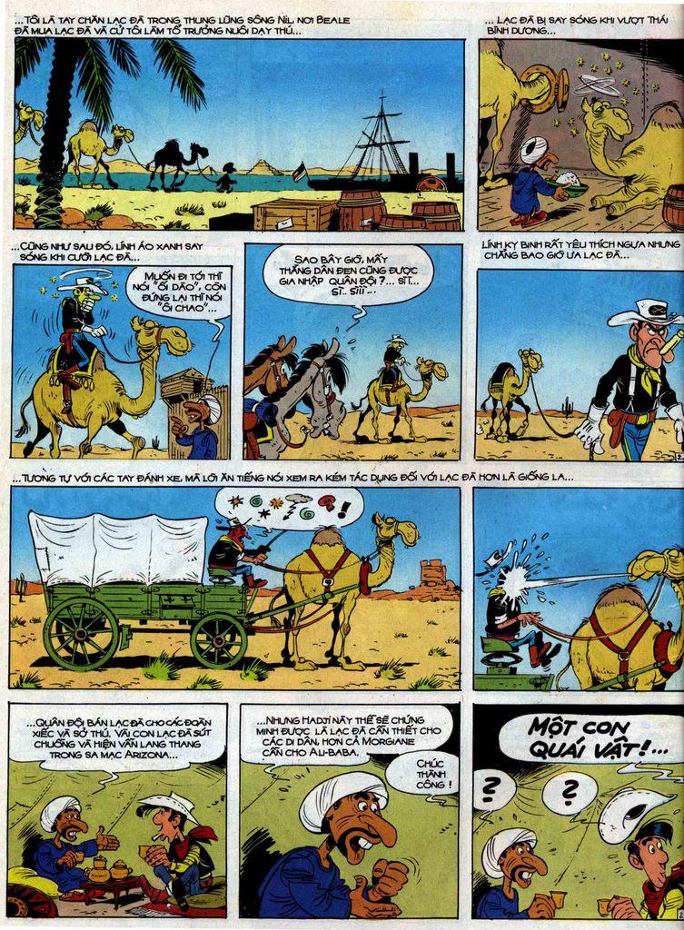 Lucky Luke tập 42 trang 22