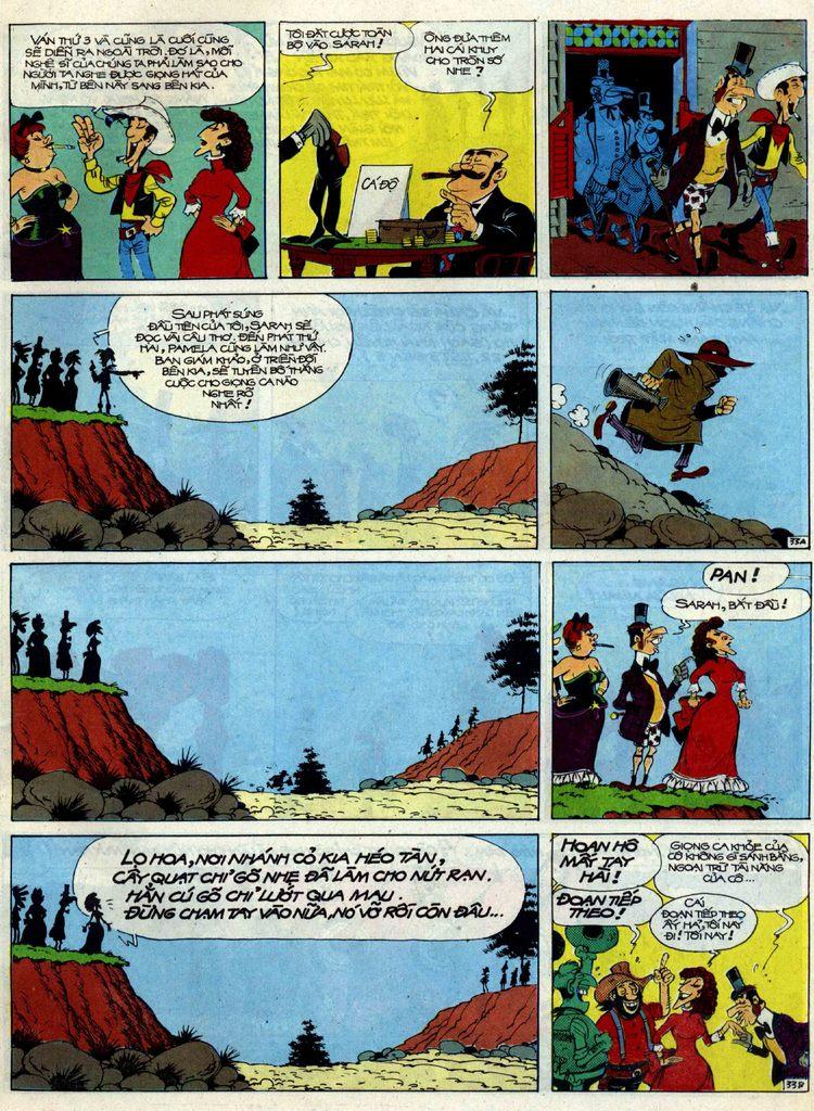 Lucky Luke tập 40 trang 33