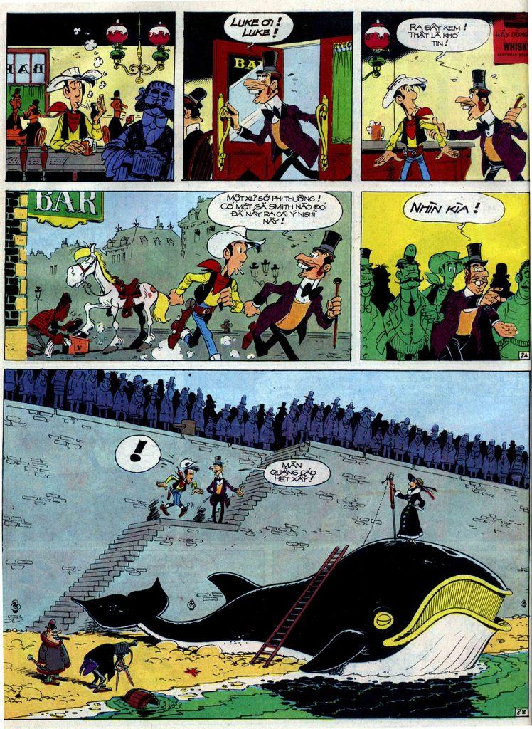 Lucky Luke tập 40 trang 8