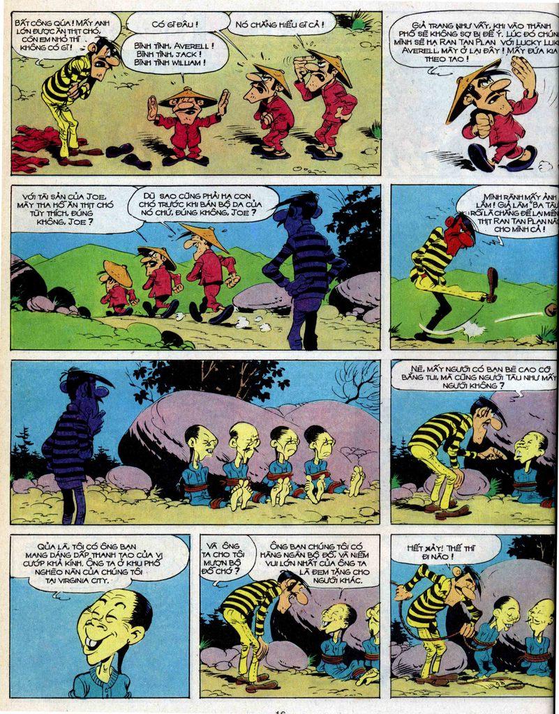 Lucky Luke tập 39 trang 14