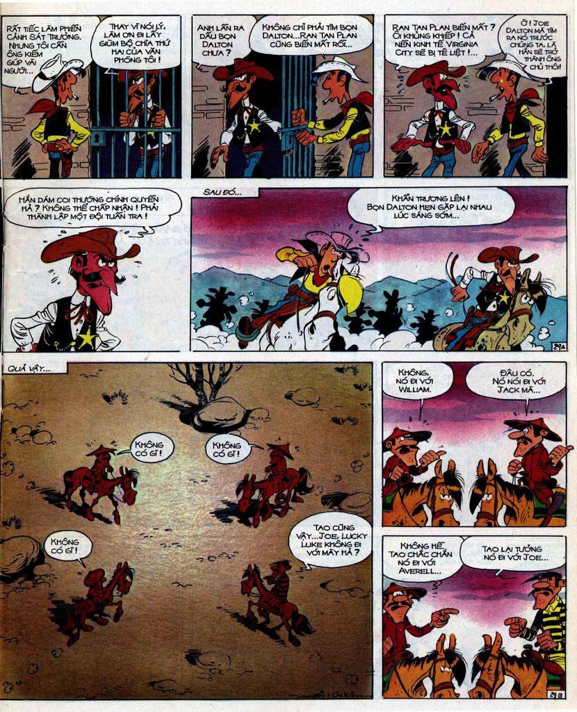 Lucky Luke tập 39 trang 29