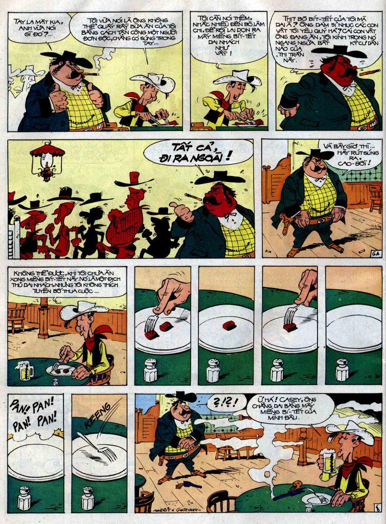Lucky Luke tập 38 trang 6