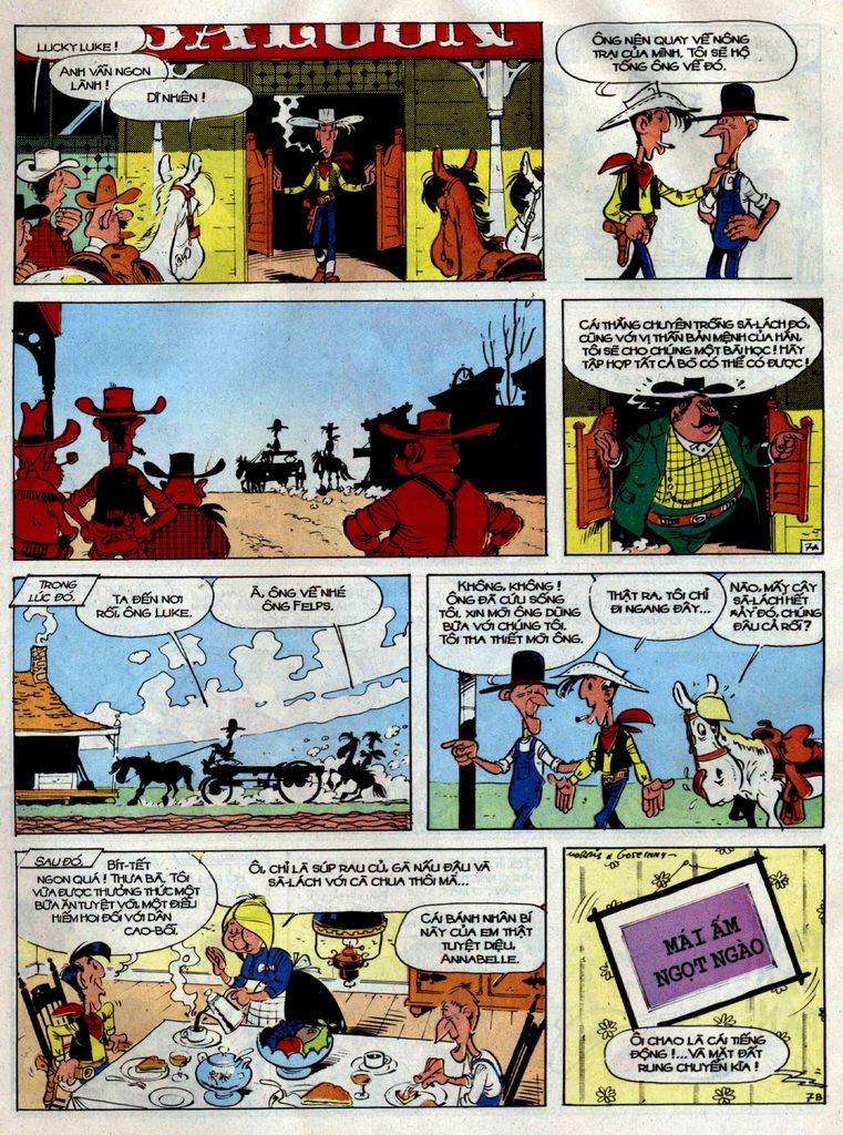 Lucky Luke tập 38 trang 7