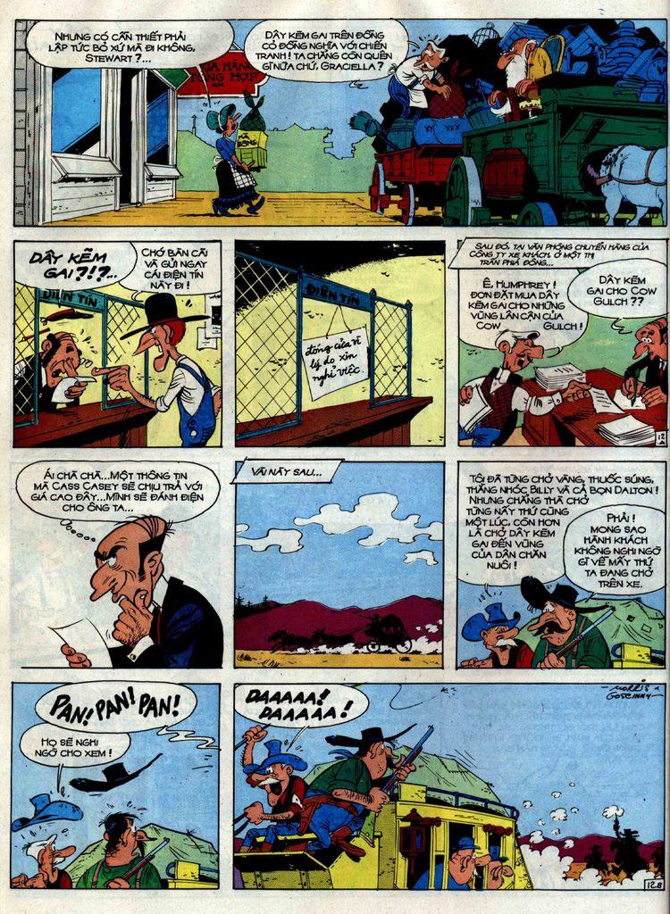 Lucky Luke tập 38 trang 12
