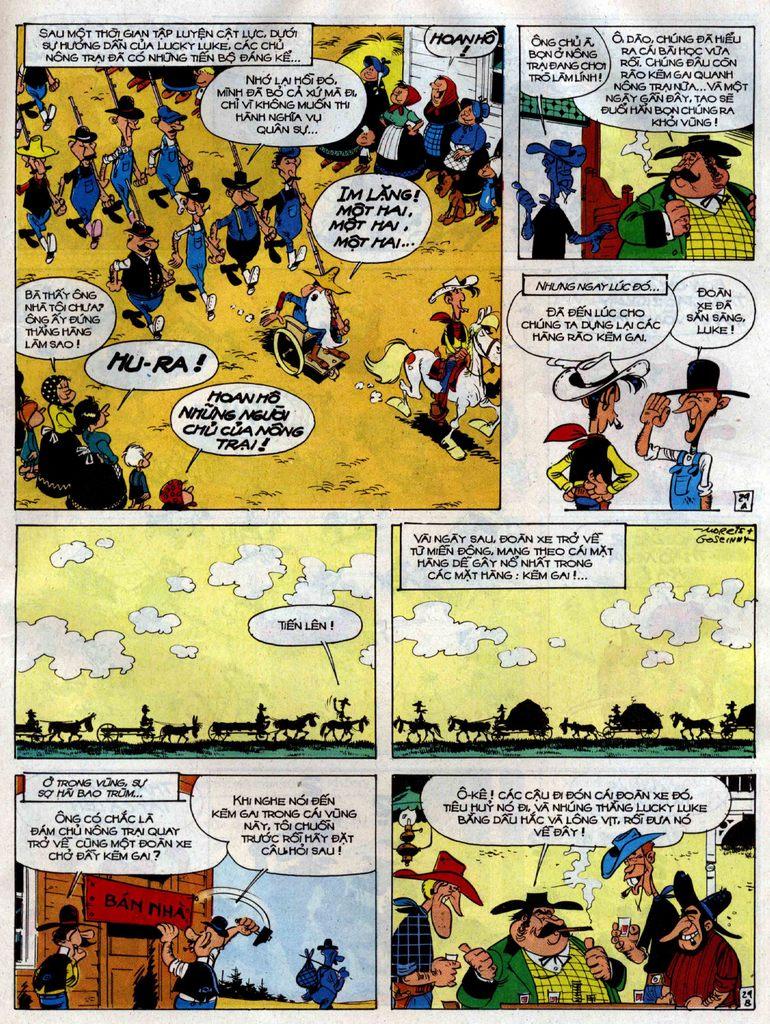 Lucky Luke tập 38 trang 29