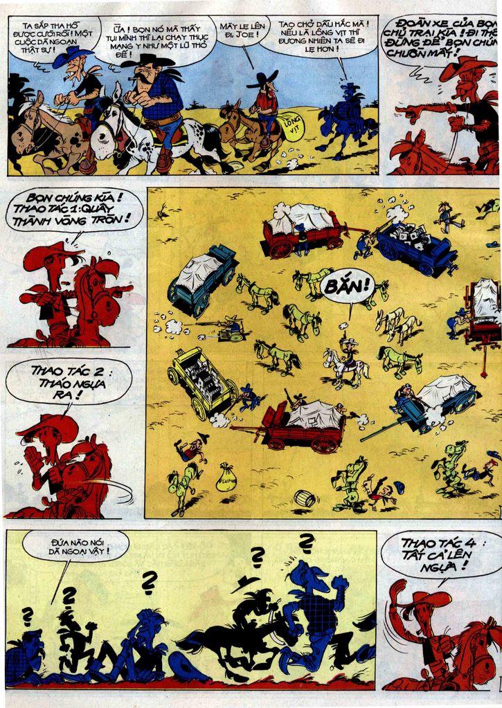 Lucky Luke tập 38 trang 30