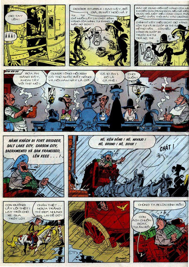 Lucky Luke tập 36 trang 12