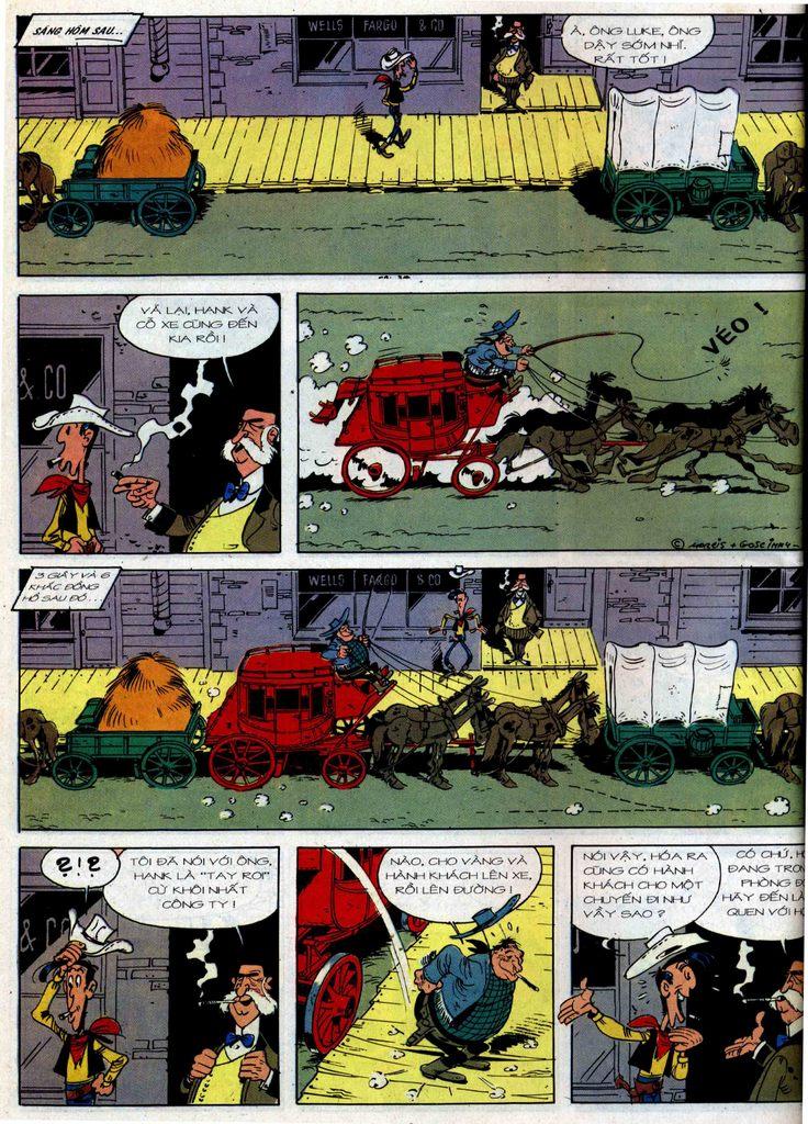 Lucky Luke tập 36 trang 4