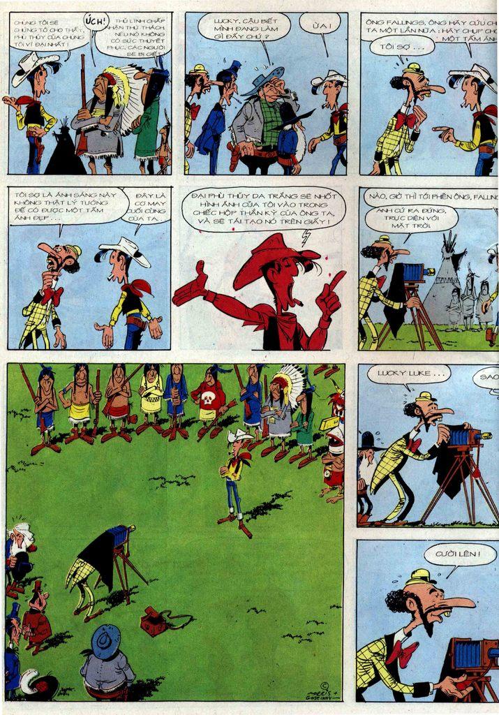 Lucky Luke tập 36 trang 24