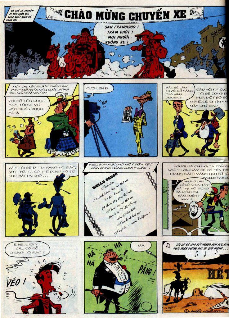 Lucky Luke tập 36 trang 44