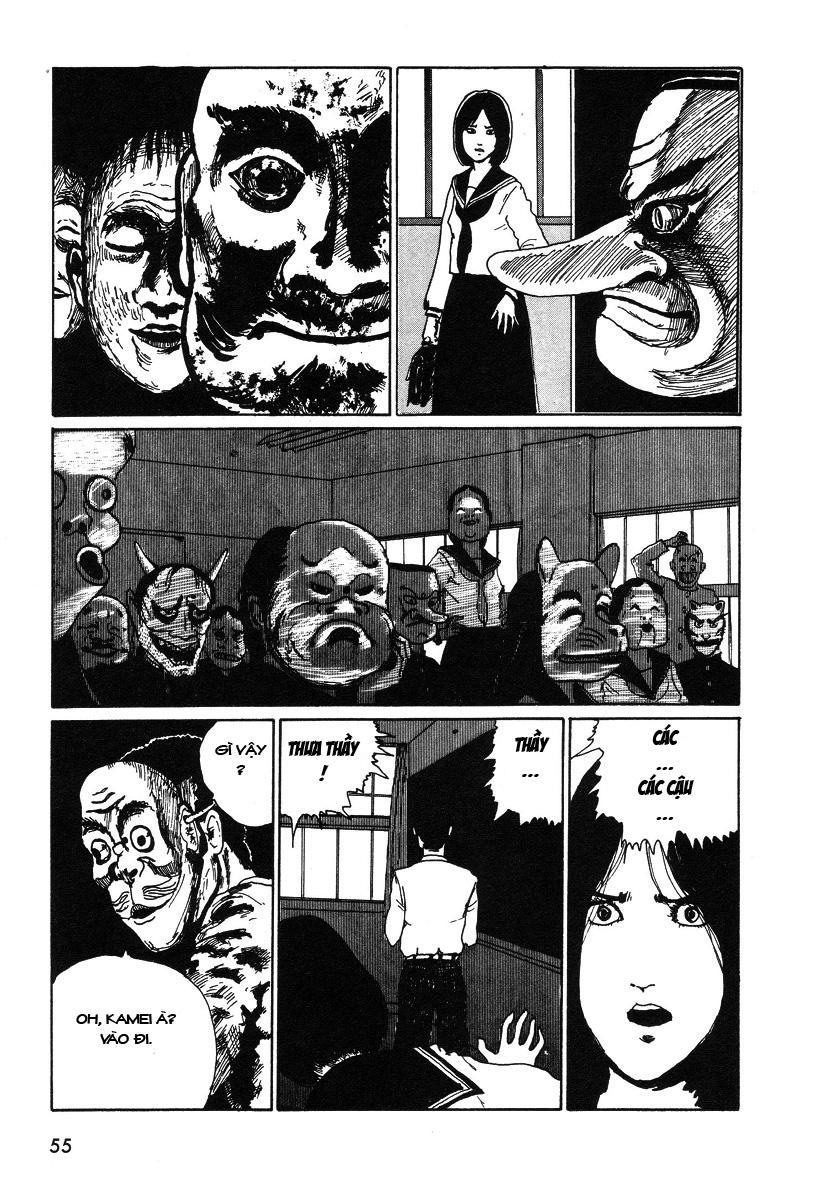 The Face Burglar chap 1 trang 25
