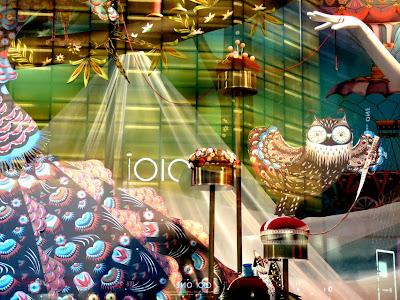 Vetrine a Shibuya - foto di Elisa Chisana Hoshi