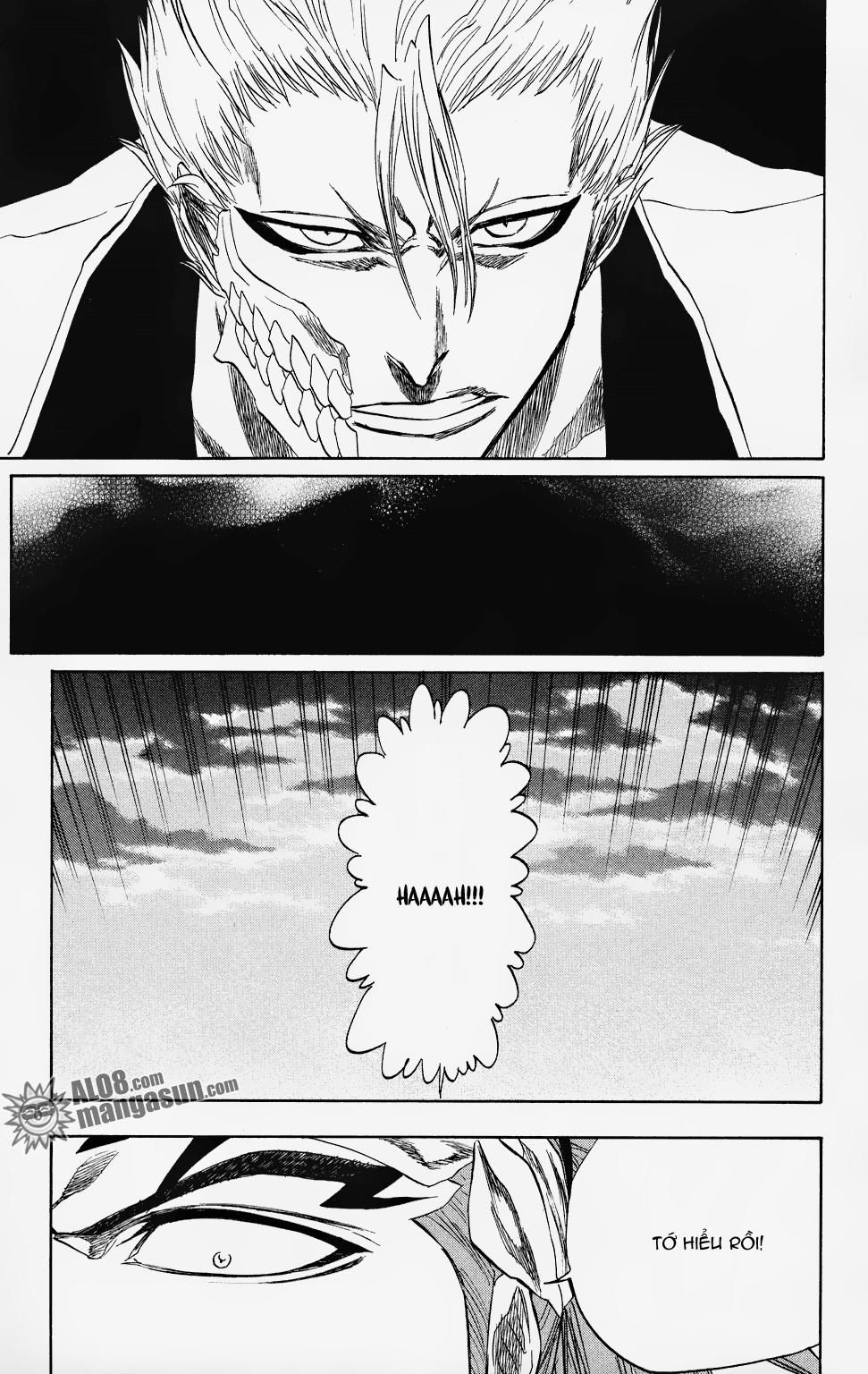 Bleach chapter 198 trang 10