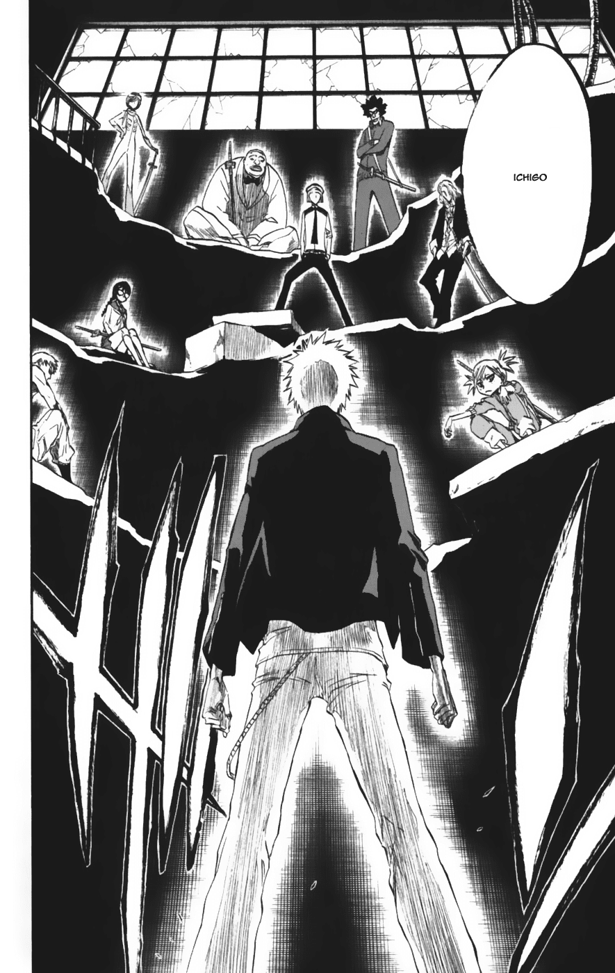 Bleach chapter 204 trang 19
