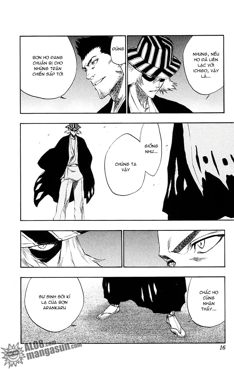 Bleach chapter 188 trang 11