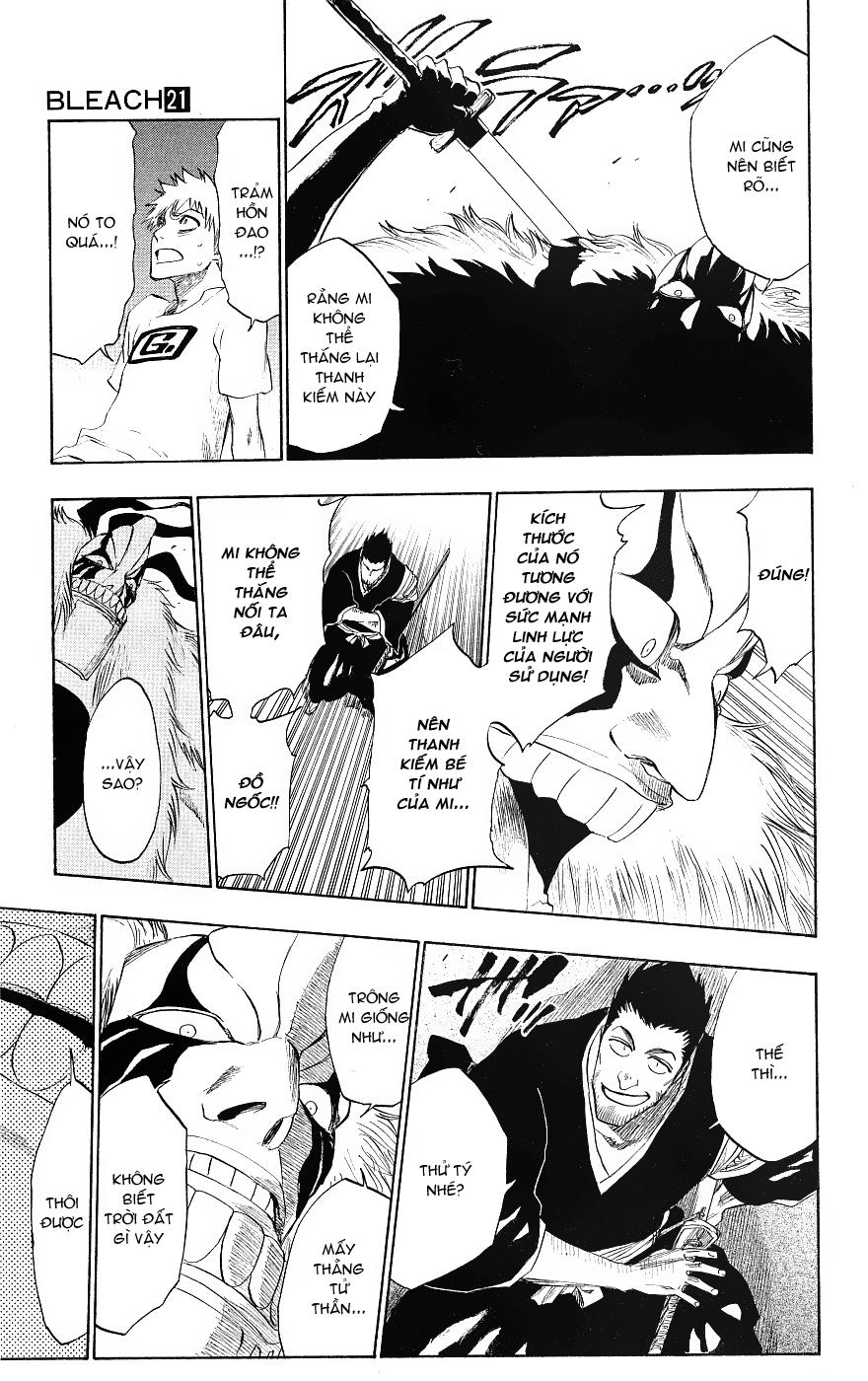 Bleach chapter 187 trang 15