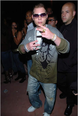 Crazy Days and Nights: Scott Storch Is A Jackass -- And A
