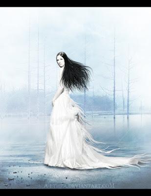 Mito de la mujer vestida de blanco