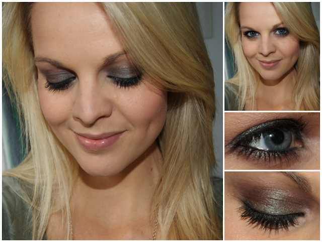 ClubTutorial Smokey Eye Tutorial using Club eyeshadow