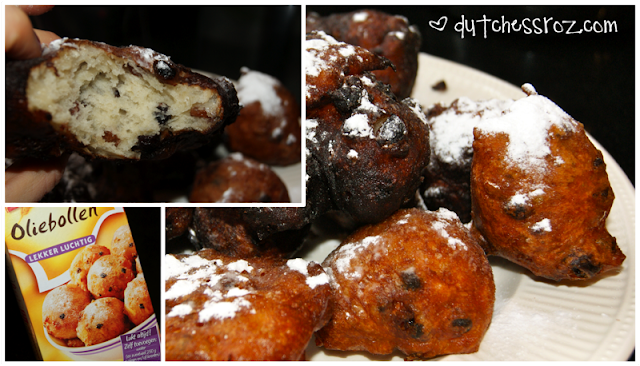 Oliebollen What I love about NY Eve?$