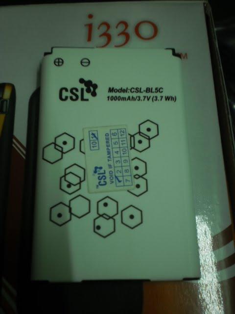 csl i330