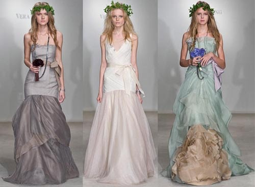 Wind And Willow Home: Wedding Dresses: Nature Inspired Style