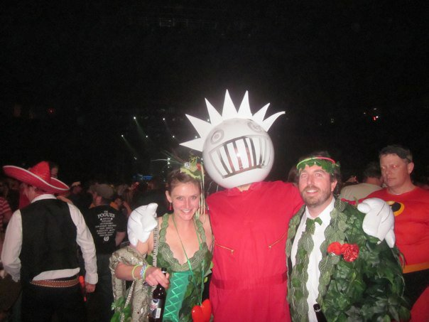 i am all out of vacation time for 2010 and had to stay local for halloween ween played at the 1stbank center the same place phish played earlier in the  sc 1 st  The Halloween - aaasne & Phish Halloween Costume - The Halloween