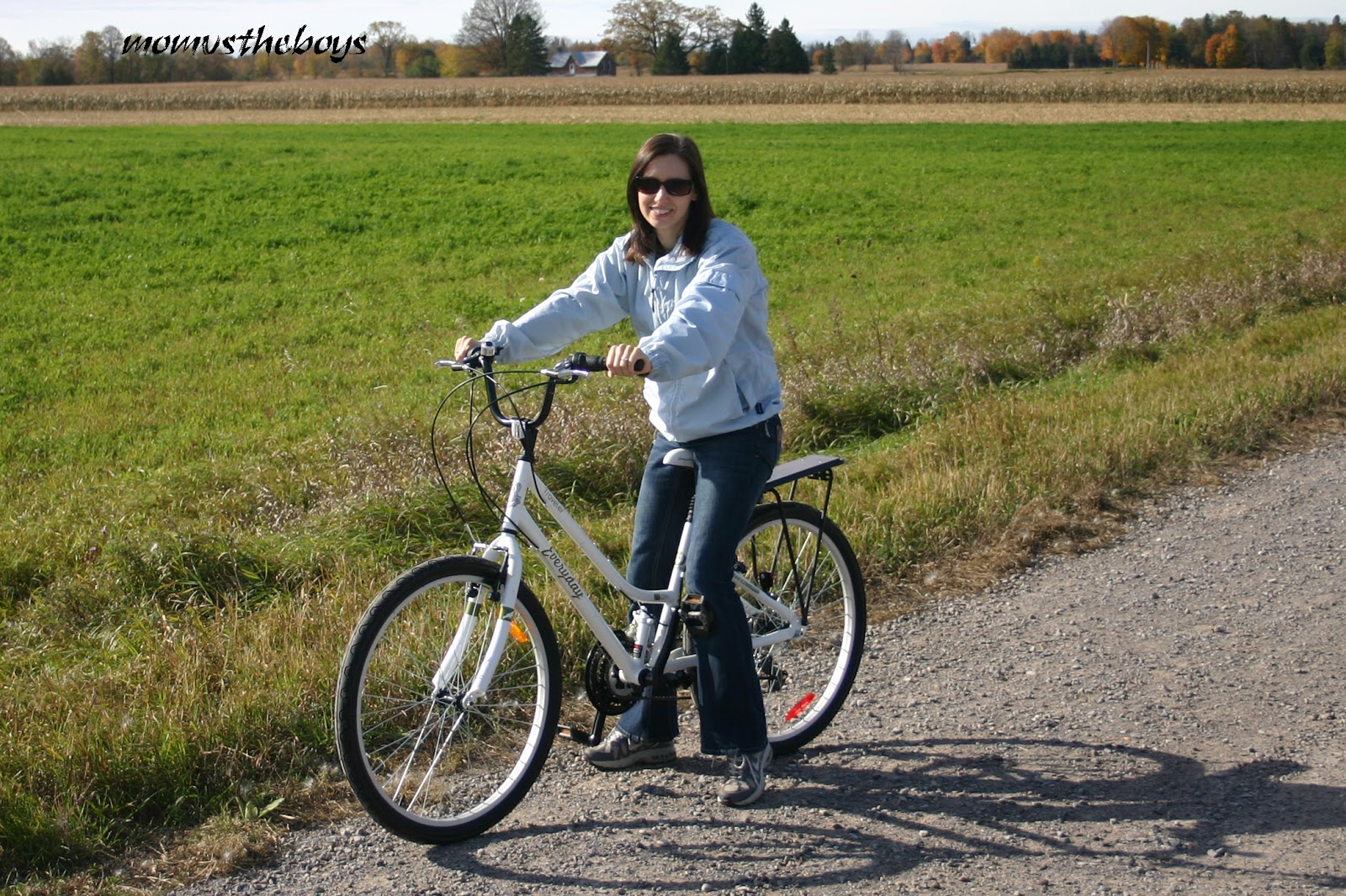Everyday Bicycles, Ladies Bike Review - Mom vs the Boys