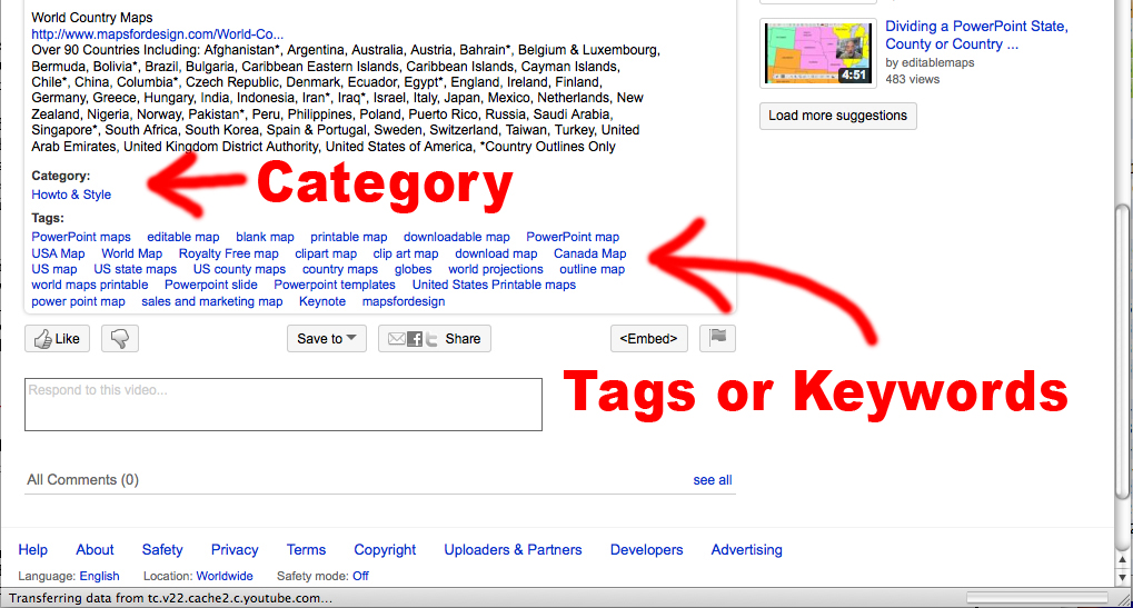 7  Tags and Keywords for Your Video - Bruce Jones