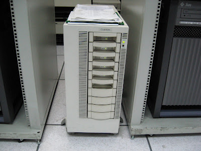 larion Hard Disk Drive Array