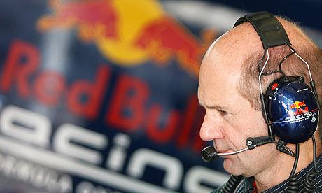 Adrian Newey - Pengarah Teknikal F1 Paling Berjaya