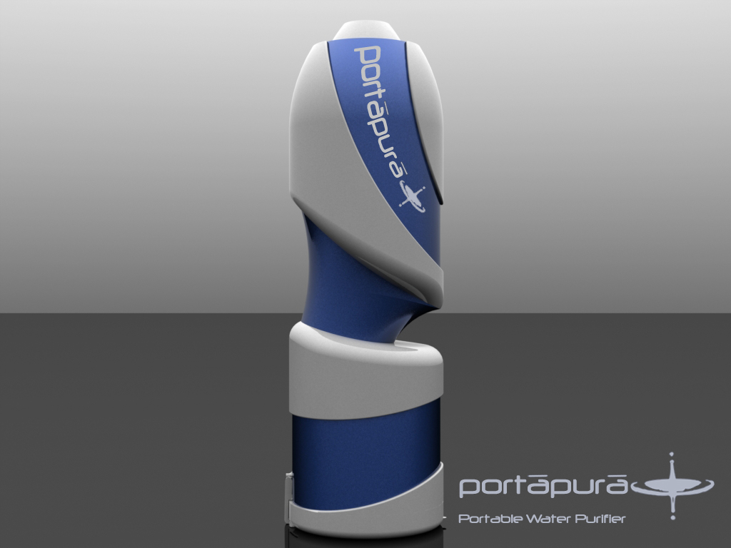 My Explorations with Design: Design of a Portable Water ...
